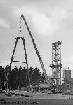 těžní věž brzkov 2